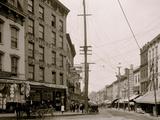 Water Street  Newburgh  NY