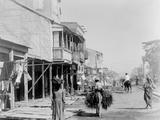 Main St  Port-Au-Prince  Hayti  WI