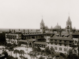 The Ponce De Leon  St Augustine  Fla
