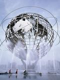 Unisphere at the 1964 World's Fair