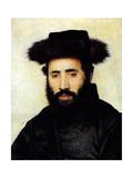Rabbi from Upper Hungary