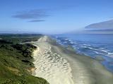 Oregon Dunes Along the Pacific Ocean