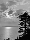 Sunset from Mackinac Island  Mich