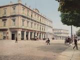 Gran Hotel Inglaterra  Havana  Cuba