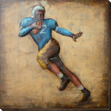 Football - Dimensional Metal Wall Art