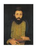 Portrait of a Sephardic Jew