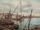 Government Wharf Havana