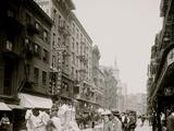 Mott Street  New York City