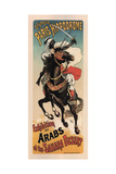 Olympia Paris Hippodrome: Exhibition of Arabs