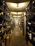 Wine Cellar at Venerable Antoine's Restaurant