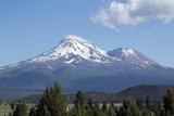 Mount Shasta - Cascade Range - Siskiyou County  California