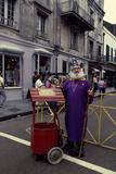 Mardi Gras Music Man