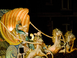 Mardi Gras Prade Float Rex in Troika
