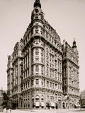 Ansonia Apartments  New York