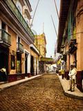 Calle De Havana  Havana