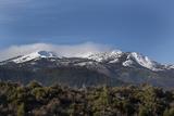 Cascade Peaks - Siskiyou County  California