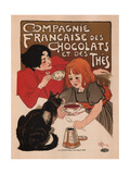Compagnie Francaise Des Chocolats Et Des Thes