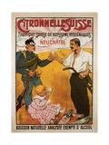 Citronelle Swiss Hygienic Lemongrass Drink 1902