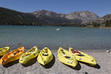 Kayaks - June Lake- Mono County  California