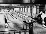 Olentangy Park Bowling Alleys  Columbus  Ohio