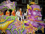 Mardi Gras Devil Float