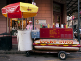 Lucky Dog Hot Dog Stand