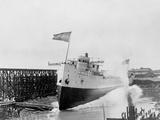 The Launch  Str Conemaugh  Wyandotte  Mich
