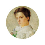 Portrait of Lotte Krieser