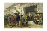 Itinerant Barber