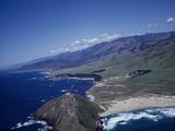 Pacific Coastline of Northern California
