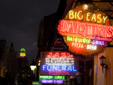 Neon Signs the French Quarter