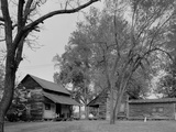 Two Rural Cabins  Madison  North Carolina