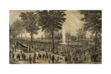 Water Celebration on the Commons - 1848