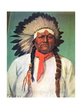 Indian Chief White Eagle