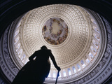 Interior Rotunda US Capitol Building