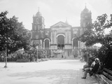 The Cathedral  Santiago De Cuba