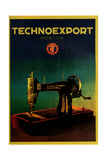 Union Sewing Machines from Technoexport