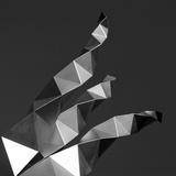 Angular Offshoot Giclée par Tony Koukos