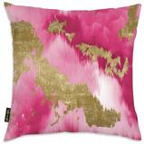Golden Isles Throw Pillow