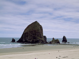 Oregon's Rocky Pacific Coast