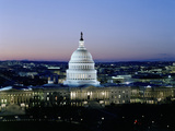 United States Capitol Building - Houses of Congress