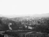 Santiago De Cuba from the Heights