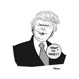 What  me Worry - Cartoon