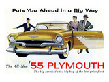 1955 Plymouth - in a Big Way