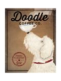 Doodle Coffee Reproduction d'art par Ryan Fowler