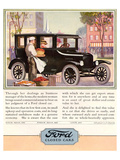 1924 Model T - Closed Cars