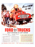 1948 Ford Truck-Built Stronger