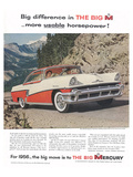 1956 Mercury-Usable Horsepower