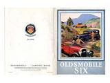 1929 GM Oldsmobile Lansing-Six