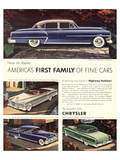 1953 Chrysler - First Family